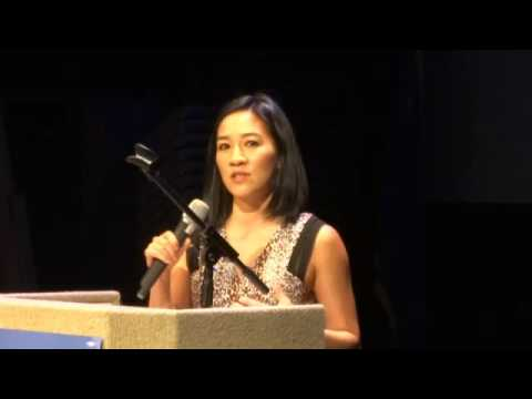 Michelle Kwan Speech at Glass Breakers Summit