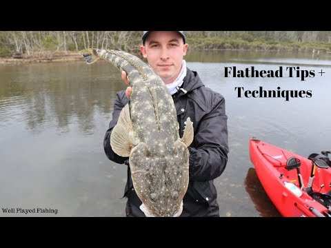Back To Basics: Tips And Techniques For Flathead Fishing