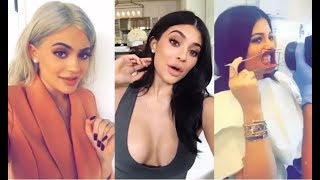 Kylie Jenner's Pre Baby Snapchat Videos Best (Full Snapchats)