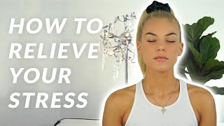 WATCH THIS IF YOURE STRESSED/ANXIOUS