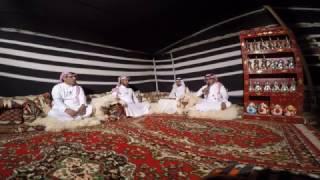 """""""الدويش"""" و """"البدراني"""" و """"الهجلة"""" يكشفون تاريخ مهرجان مزاين الإبل و دلالته على قناة """"صدى"""""""