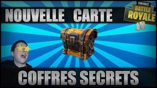 NEW CART: ALL SECRETS (OR PRESQUE) - Fortnite: Battle Royale