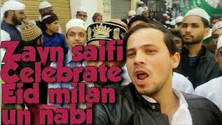 ZAYN SAIFI CELEBRATE EID MELAD UN NABI || R2H FUN || AASHU