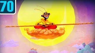Волшебный фонарь - Сунь-Укун Царь Обезьян / По мотивам древнекитайского эпоса / Серия 70