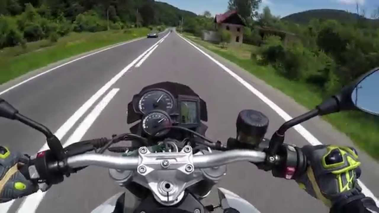 BMW Motorcycle Test Drive