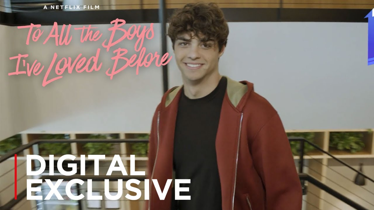 13 Stories With Noah Centineo | 13 Stories | Netflix