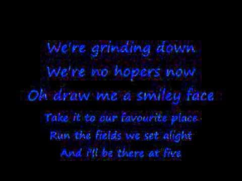 Ed Drewett - Blink w/lyrics