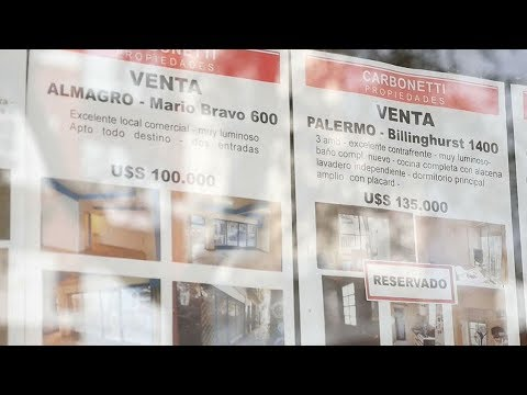 Argentina boosts its housing market with loan programs