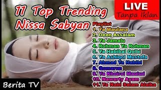 full album nissa sabyan terbaru ya maulana top trending sholawat new update