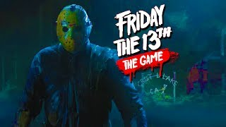 LEAVING THE GIRL BEHIND!! - Friday the 13th Game with The Crew!