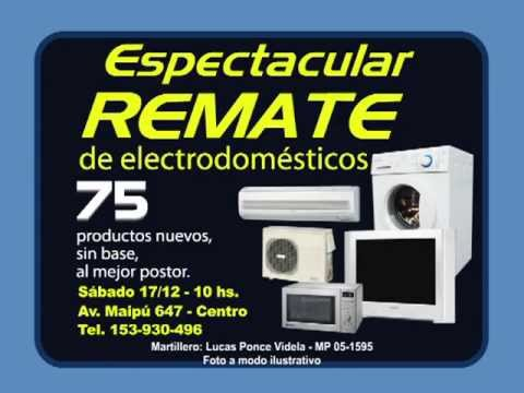 9b3dd68d96c Remate de Electrodomesticos en Cordoba - YouTube