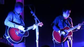 The Smashing Pumpkins Landslide Acoustic Cover Live