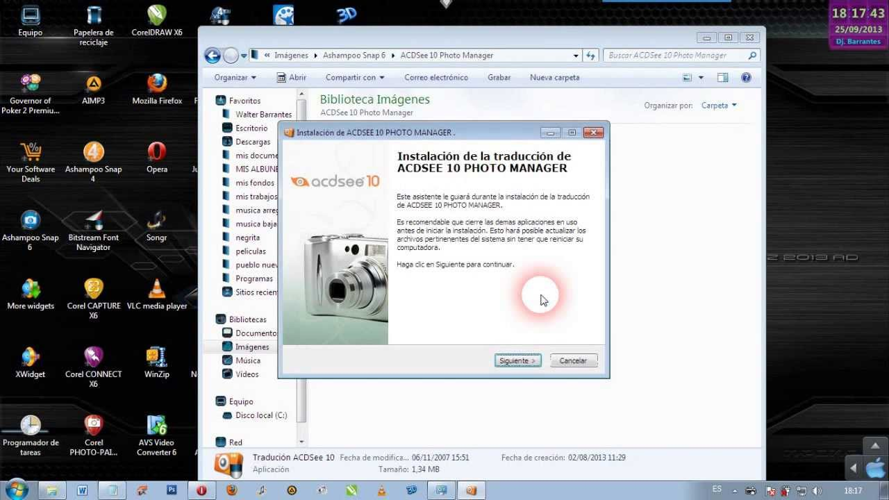 Acdsee photo manager 10 full version