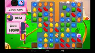 Candy Crush Saga Level 80 Walkthrough