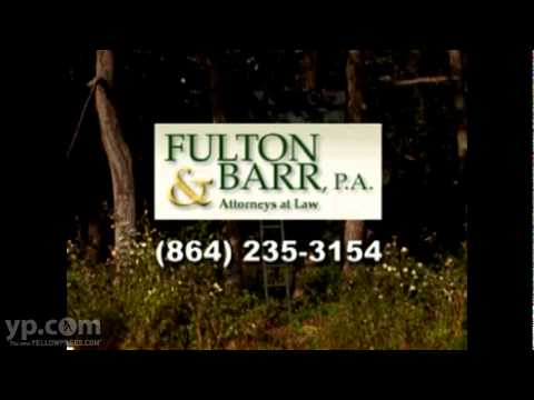 Greenville - Personal Injury Lawyers - Fulton & Barr