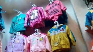الشرقيه \احدث ملابس اطفال شتوى ٢٠١٩ 👍👍 من المحلات😍