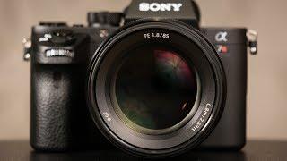 Sony FE 85mm F/1.8 Lens Review - Portrait Lens