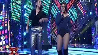La categor a chicas impresiona a los jueces Galas en Vivo Factor X Bolivia 2018