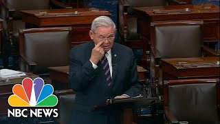 Senator Breaks Down Over Armenian Genocide Bill Passing | NBC News Video