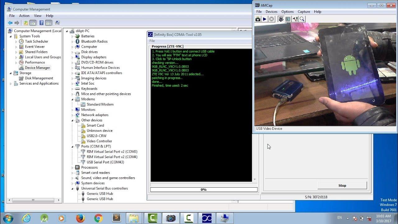 RELIANCE TAB V9C USB TREIBER