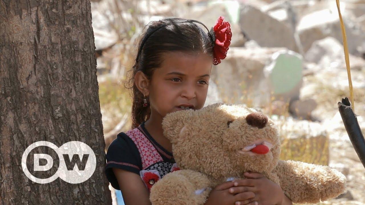 Yemen – kids and the war | DW Documentary