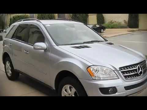 2007 Mercedes Benz Ml Class Ml350 Suv In San Jose Ca