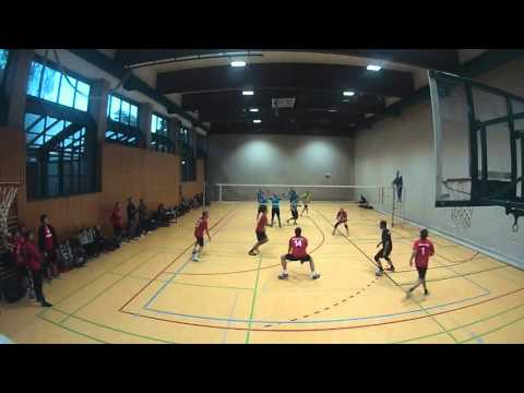 Volleyball Verbandsliga Altona 93 - Well1