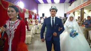 Свадьба Мамали и Аида Кафе 17.07.20
