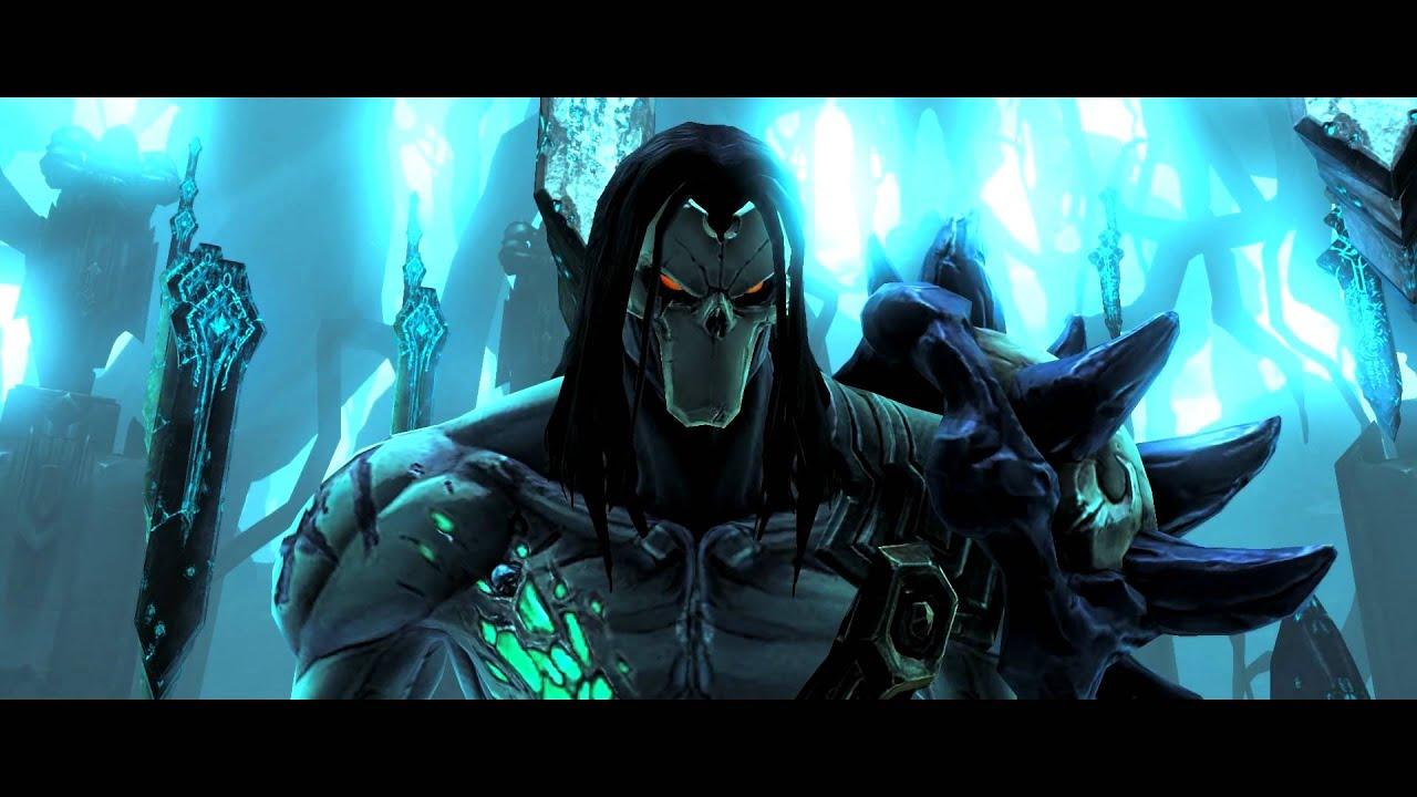 Darksiders 2 Pc Muerte Vs Avatar del Caos (Jefe Final ...