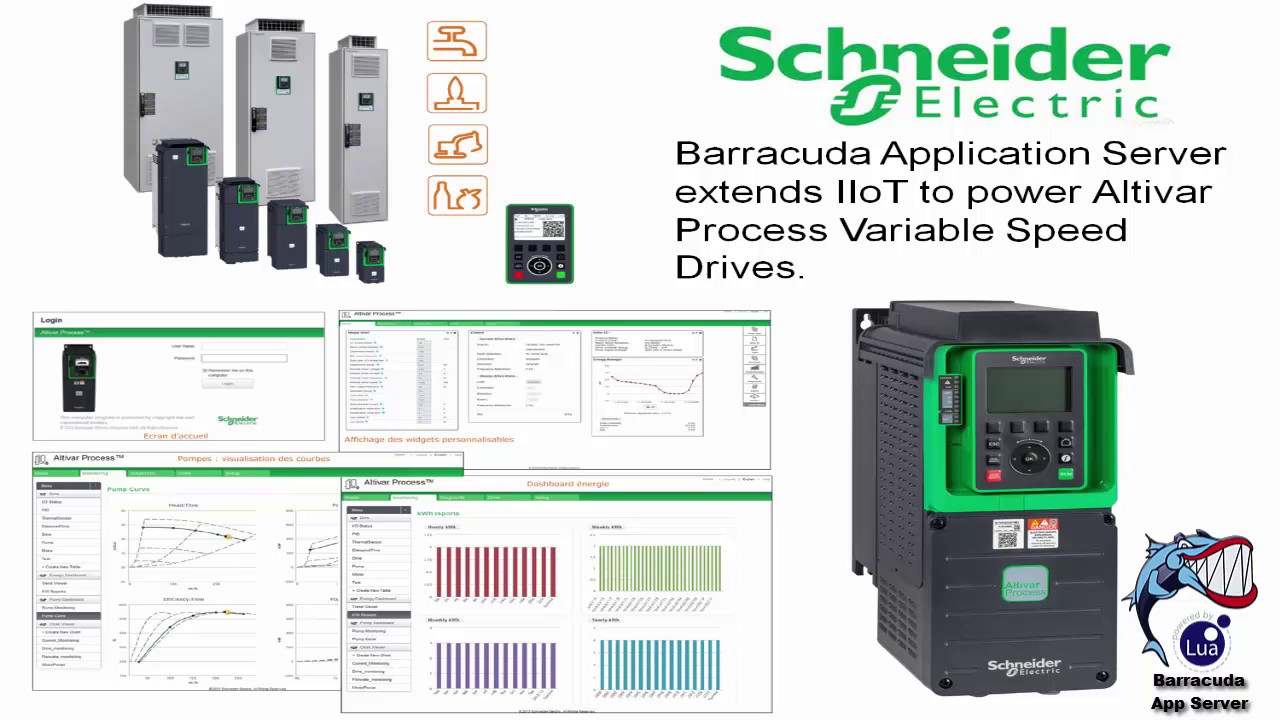 Barracuda Embedded App Server