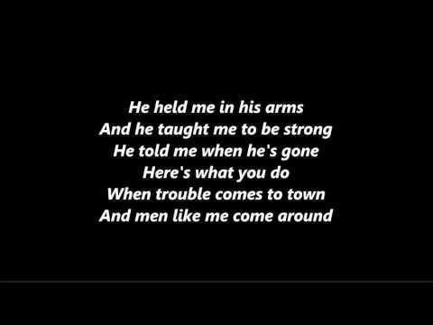 Daddy Lessons - Beyonce (Lyrics)