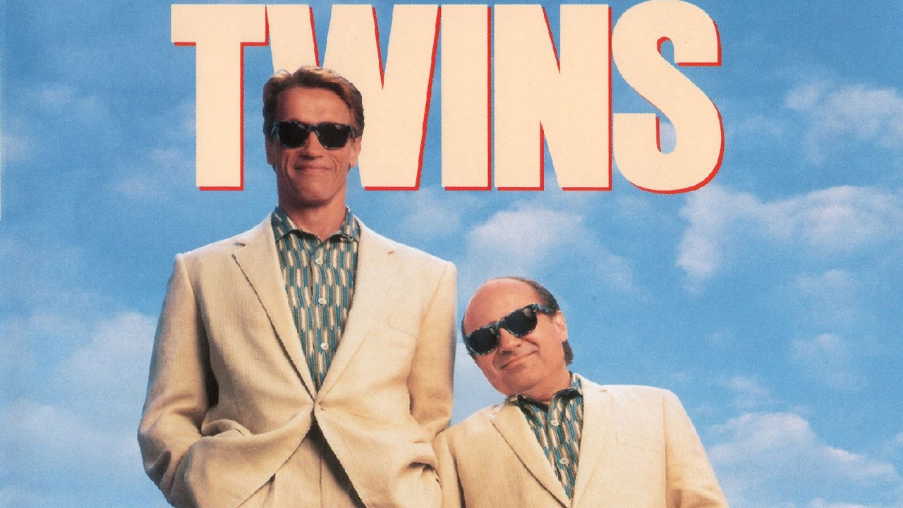 Twins 1988 Movie Review By Jwu Youtube