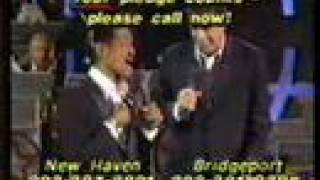 Sammy Davis & Jerry Lewis Al Jolson Medley