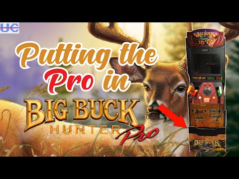 Easy Mods To Perfect Your Big Buck Hunter Arcade1up Cabinet from Unqualified Critics