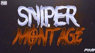 PUBG Mobile   Sniper Montage   #1