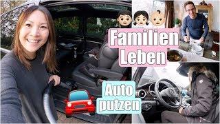 AUTO wie NEU 🚗 Mittagessen: Eintopf | Familienauto putzen & sauber machen | Cartour | Mamiseelen
