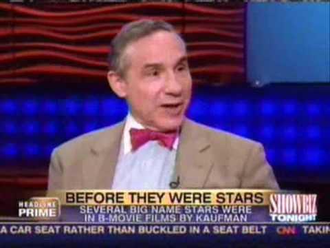 Lloyd Kaufman On CNN - 06/05/06