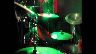 Organectomy - Intro + Omophagy - Live (Drum Cam)