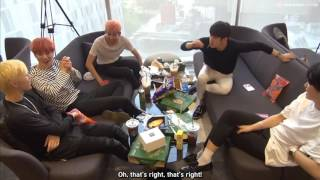 got7 plans elaborate hidden camera for jb and jackson en subs