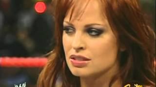 2005 03 07 RAW   Trish Stratus, Christy Hemme, and Lita Promo