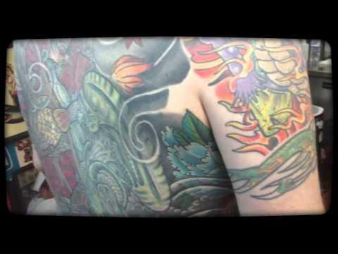 Best Tattoo shop in Fort Lauderdale . Japanese bodysuit by Jeff ...