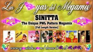 SINITTA - The Unique PWL Pattern Megamix [full length version]