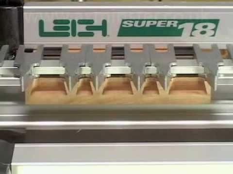 Leigh Super 12 Dovetail