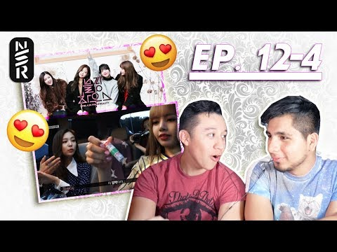 GUYS REACT TO BLACKPINK HOUSE (EP.12-4)