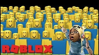 NOOBS PARTOUT THE DAY NOOBS A PRIS PLUS ROBLOX GAMEPLAY