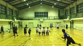 2018年1月21日 松阪SCreturns 練習①
