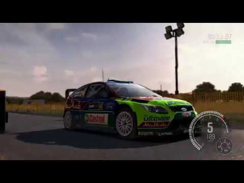Dirt Rally - RE-LIVE FULL RALLY - Ford Focus WRC - Rally Germany