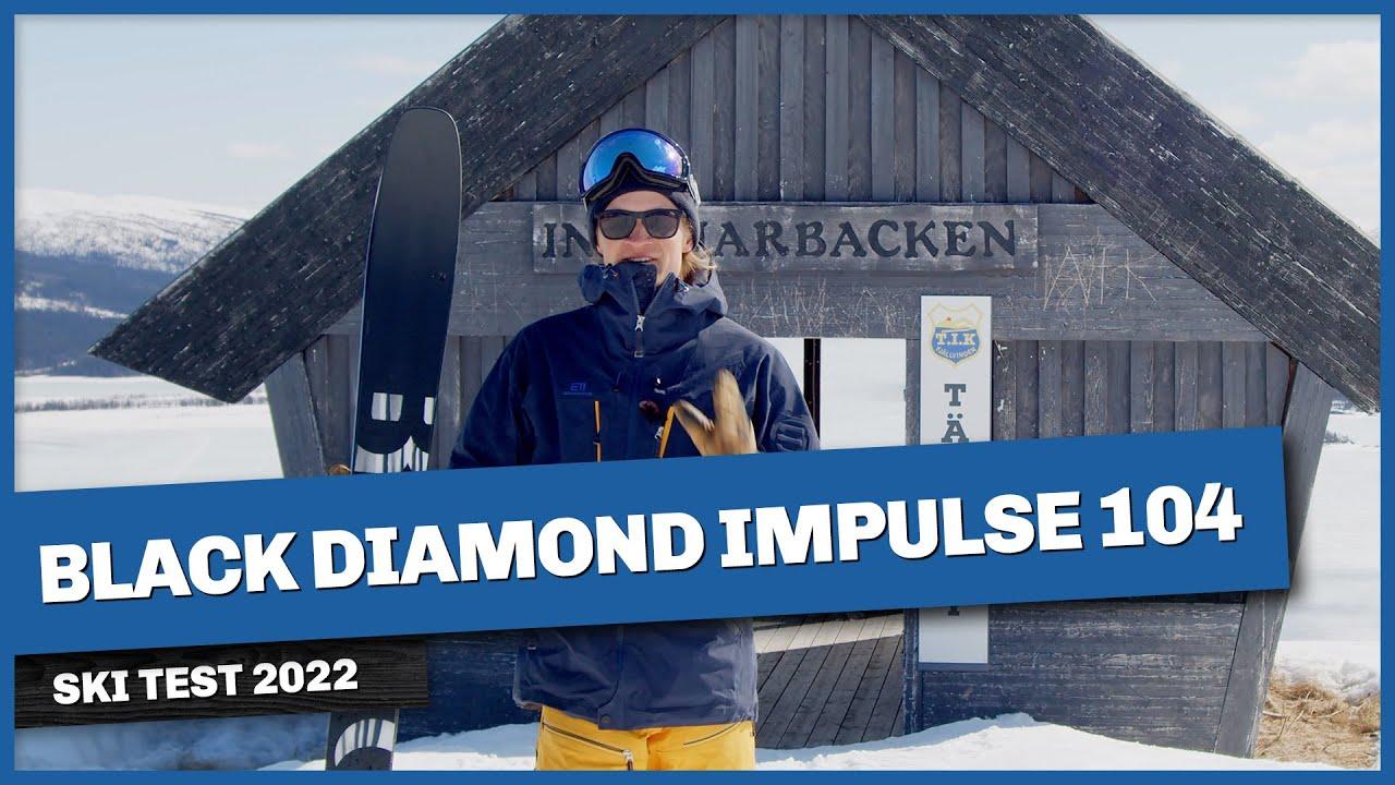 Ski test: Black Diamond Impulse 104 (2022)