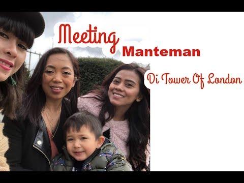 Jalan2 ke Tower Of London nemuin Manteman | Daily Vlog