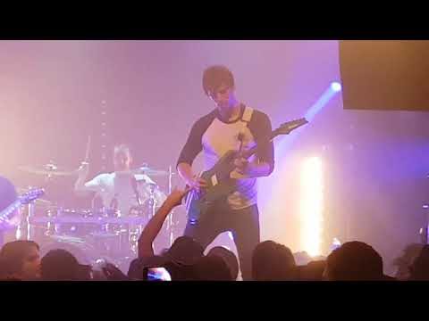 August Burns Red - Live Ghost at Petit Bain Paris HD